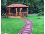 Altana ogrodowa prostokątna 15