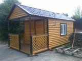 Domek ogrodowy 5